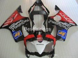 $enCountryForm.capitalKeyWord Australia - New hot Injection molded fairing kit for Honda CBR600 F4i 01 02 03 red black fairings CBR600F4i 2001 2002 2003 HW28