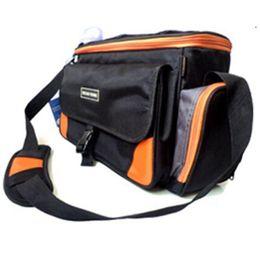 Security & Protection Mounchain Multi-functional Fishing Bag Fanny Pack Fishing Gear Bag Raft Rod 600d Nylon Sea Fishing Rod Bag
