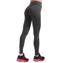 8e6729e2b08 Fashion Push Up Leggings Women Workout Leggings High Waist Leggings  Polyester V-Waist Jeggings Women Pencil Pants