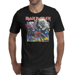 6e9837c27 Iron Maiden The Number of the Beast black t shirt,shirts,t shirts,tee  shirts shirt design personalised graphic make a superhero champion ath