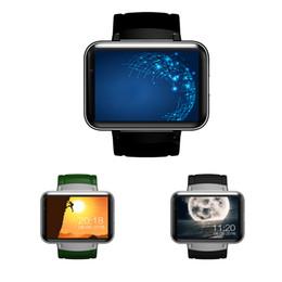 Smart Watch Phone Wifi Camera Australia - DM98 Smart Watch Phone 3G WIFI GPS Dual Core 1.3MP SIM Bluetooth 1.2G Camera