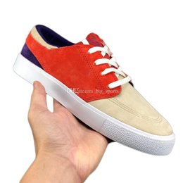 mens sports trainers Australia - NEWEST 2020 SB ZOOM Plate-forme Skateboard Sports Shoes JANOSKI RM Wheat Red Vintage Blazer Trainers Utility Mens Womens Run Sneakers