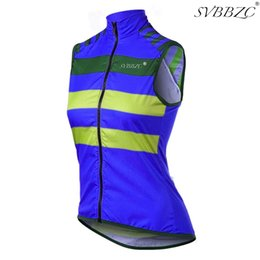 vest cycling NZ - cycling vest SVBBZC Men cycling gilet Lightweight windproof vest Bicycle Mountain bycicle Clothing sleeveless jacket