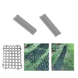 spike mat UK - 3Pcs Cats Dog Animals Deter Repellent Spikes Mats For Indoor Outdoor Flower