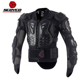 scoyco racing gear Australia - Scoyco AM02 motocross armor motorcycle off road armour Racing Full Protector Gears motorcycle cross country armor Body