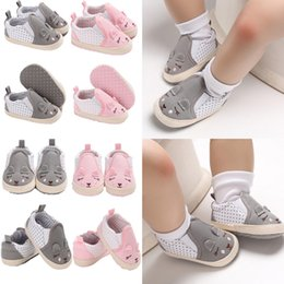 $enCountryForm.capitalKeyWord NZ - Cute Newborn Baby Boys Girls First Wlaker Shoes Fashion Cartoon Sneakers Prewalker Trainers Shoes Baby Casual Canvas 0-18M