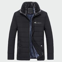 $enCountryForm.capitalKeyWord Australia - 2019 New Style Winter Men's Warm Coat Thick Fleece Fashion Long Jackets Mens Brand Clothing Male Overcoat Fur Collar ML034