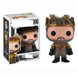 Male Doll Toys Australia - Funko Pop Barathon Model Doll Game Of Thrones Decoration Lovely Exquisite Toy Male And Female Popular Movies Gift 45bx I1