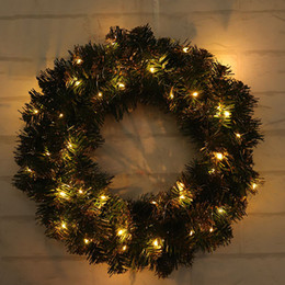 Christmas Wreath Lights Nz Buy New Christmas Wreath Lights Online