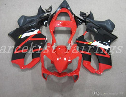 f4i fairings Australia - Hot sales High quality New ABS Motorcycle fairings kits Fit for HONDA CBR600RR F4i 2004 2005 2006 2007 Free custom Red Black