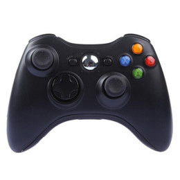 Microsoft xbox online shopping - Newest Bluetooth Wireless Controller Gamepad Precise Thumb Joystick Gamepad For Xbox One for Microsoft X BOX Controller With Retail Packing