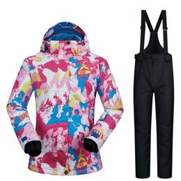 $enCountryForm.capitalKeyWord UK - Women Ski Suit Brands 2019 New XUEREN Windproof Waterproof Breathable Warmth Snow Pants Winter Female Sets Skiing And Snowboarding Jacket
