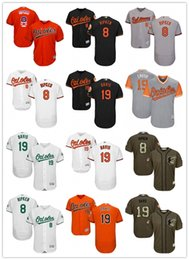 1e3988858 custom Men s Women s Youth Majestic Orioles Jersey 8 Cal Ripken 19 Chris  Davis