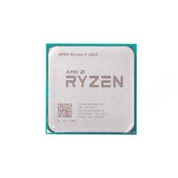 Ingrosso Amd originale brandnew Apu Ryzen 5 2600 3.4 Ghz 3.9 Ghz 6 core 12 thread Gaming Ufficio Pc Cpu processore