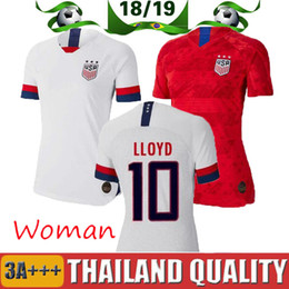 $enCountryForm.capitalKeyWord Australia - World cup 2019 2020 America girl Soccer Jersey United States home away Shirt USA women LLOYD RIPINOE KRIEGER Football Uniform Female