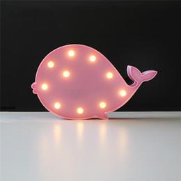 $enCountryForm.capitalKeyWord Australia - Cartoon Lovely Whale Bedroom LED Night Light