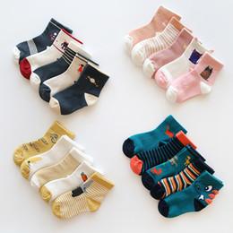 e9fc415ebc2b Baby Boy Socks Children Autumn Winter Cartoon Socks for Girls Kids for Girls  To School Sport Baby Girl Clothes