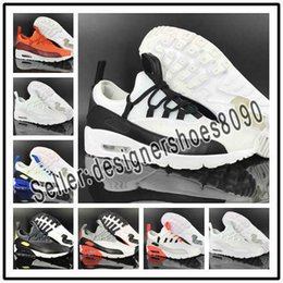 $enCountryForm.capitalKeyWord NZ - 2019 Hot Sale Zapatillas 90 Ez Casual Shoes for Top quality 90s Black White Red Grey Blue Green Men dress shoes Athletic Sneakers Size 40-45