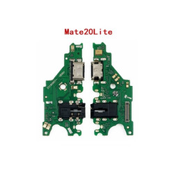 $enCountryForm.capitalKeyWord Australia - New Micro USB Charging Dock Port Charge Contector Microphone PCB Board Flex Cable For huawei mate 20 lite Replacement