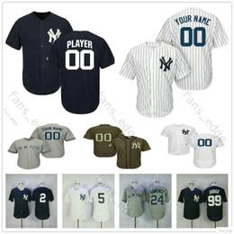 $enCountryForm.capitalKeyWord Australia - Custom New York #18 Didi Gregorius 23 Don Mattingly 24 Gary Sanchez 27 Giancarlo Stanton Man Woman Kids Youth Yankees Baseball Jerseys