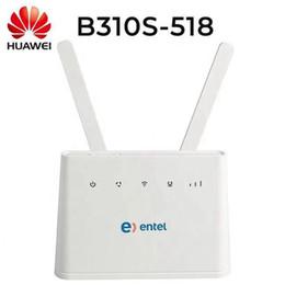 Modem haut débit sans fil 150 Mbps Huawei B310s-518 / 4G LTE FDD avec routeur sans fil en Solde