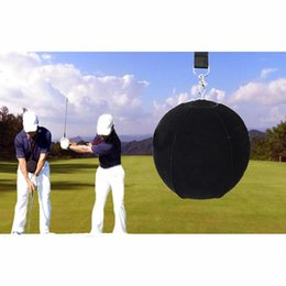 swing trainer golf training aids NZ - Golf Intelligent Impact Ball Golf Swing Trainer Aid Practice Posture Correction Training supplies Golf Training Aids
