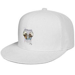 $enCountryForm.capitalKeyWord Canada - Metallica Skulls Graphic Fragmentation Snapback Ball Cap Fitted 100% Cotton Caps Relaxed Dad Men Womens Hats
