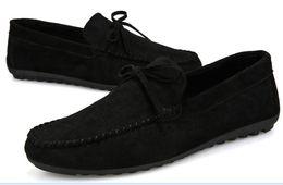 $enCountryForm.capitalKeyWord Australia - new Summer fringed men leisure shoes tips leather shoes Block style men's black spring shoes British youth 2019 new 35-46