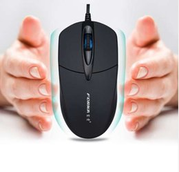 Brand New Laptops Pc Australia - Brand Mouse Durable New Wired Gaming Mouse 3 Button 1200 DPI USB Silent Optical Gaming Mice Office Mouses For PC Laptop