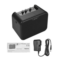 Guitar Cleaning Australia - 2019 JOYO MA-10E Mini Electric Guitar Amplifier Portable Guitar Amp Speaker 10Watt OD Clean Dual Channels chinese guitars