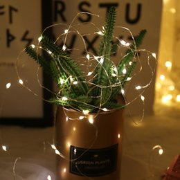 Star Belts Australia - Manufacturer direct sales LED copper wire lamp 2030 button battery belt flash copper wire lamp star string Christmas decoration firefly