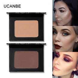 powder natural NZ - Sexy Mineral Contour Blush Powder Makeup Palette Face Cheek Nude Natural Contouring Blusher Long Lasting Waterproof Face Bronzer Cosmetics