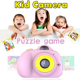 Toy Camera Photography Australia - Children's Educational Toddler Toys Photo Camera Kids Mini Digital Toy Camera With Photography Gifts For Above 3 Year Old