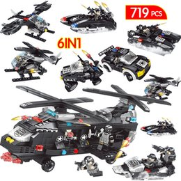 $enCountryForm.capitalKeyWord NZ - 719PCS City Technic Police Bricks Commandos LegoINGLYs Swat Air Transport Aircraft DIY Assemble Military Blocks Toys For Boys