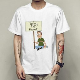2e1e05ed1 Jerry T Shirt Australia - Jerry Smith t shirt Rick and Morty short sleeve  gown Bring