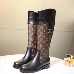 Rhinestone Zippers For Sale Australia - Women Boots Shoes Fashion Footwears Platform Women Chaussures de femmes Lady Luxury Bottes Femme Zipper Womens Boots for Work Hot Sale