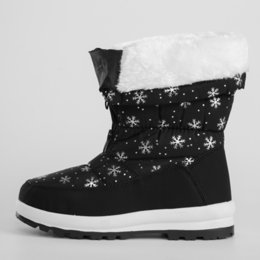 lady snow boots mid calf Australia - JCHQD 2019 Winter Women Mid-Calf Down Plush Insole Botas Female Waterproof Ladies Snow Boots Girls Woman Shoes MX200324