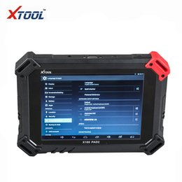 Function Connectors Australia - XTOOL X-100 PAD 2 Special Functions Expert Update Via WIFI X-100 PAD 2 Update Version of X100 PAD
