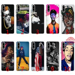 Silicone Pop Phones Australia - wiz khalifa hih pop swag Soft Silicone Phone Case for Huawei P10 P20 Lite P8 P9 Lite 2015 2016 2017 P Smart Cover