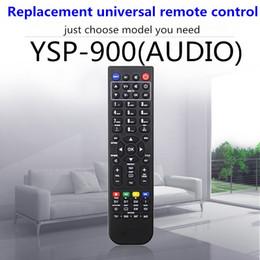 $enCountryForm.capitalKeyWord NZ - High quality cheap price black Replacement universal remote control for YAMAHA YSP-900(AUDIO)