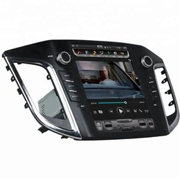 "Touch Screen Car Stereo Gps Bluetooth Australia - Quad core Tesla style Screen 10.3"" Android 7.1 Car DVD Stereo Radio GPS for Hyundai IX25 Cerata 2015 2016 2017 Bluetooth WIFI USB"