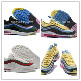 047cef594301 ViVid shoes online shopping - 2019 Best New Sean Wotherspoon Men Running  Shoes Top s Vivid