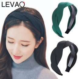Vintage turban headband online shopping - LEVAO Serpentine Winding Cross Headband Vintage Hairbands Bezel Turban Women Girls Hair Accessories Hair Hoop Headwear Fashion