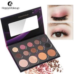 $enCountryForm.capitalKeyWord NZ - Eyeshadow Palette 14 Colors Shimmer Matte EyeShadow Waterproof Mineral Glitter Eye Shadow Sunset Paletas Sombras Makeup