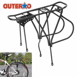 $enCountryForm.capitalKeyWord Australia - 40x15x38cm Heavy Alloy Disc Brake Quick Release Bike Rear Rack Carrier Pannier Rack Bicycle Rear Seat Shelf Bracket #627112