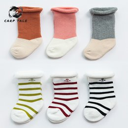 Clothes for mother baby online shopping - 3Pcs set The New Mother Kids Baby Clothing Socks Leg Warmers Unisex All Season Suitable Floor Wear Socks For Year Baby