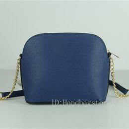 China New Woman Designer MICHAEL tom handbag crossbody chain shell bag PU leather summer beach bag lady should tote message purse suppliers