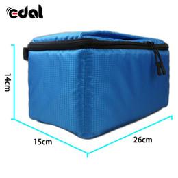 $enCountryForm.capitalKeyWord UK - Water-resistant DSLR Padded insert Case Bag Waterproof Zipper Removable Partition Camera Bags