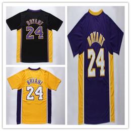 $enCountryForm.capitalKeyWord Australia - 2019 NCAA #24 KB Jersey,Embroidery Logos Short sleeve,Authentic Jersey ,New Material Basketball Jersey Accept Mix Order
