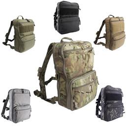 $enCountryForm.capitalKeyWord Australia - Flatpack D3 Tactical Backpack Molle Pouch Gear Hydration Carrier Multipurpose Assault Backpack Travel Bag